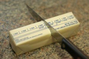 Sugraduotas sviestas
