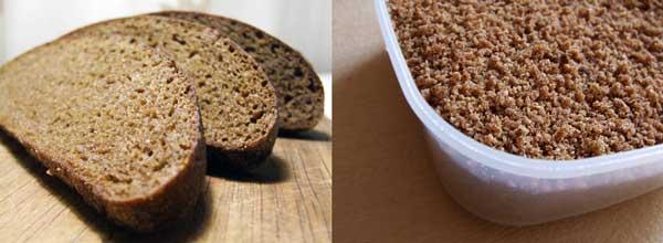 Tarkuota juoda duona