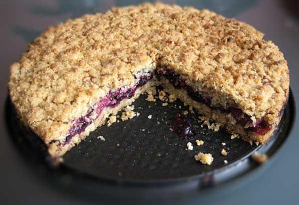 Paprastas ir lengvas trupininis pyragas