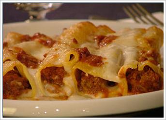 Cannelloni makaronai